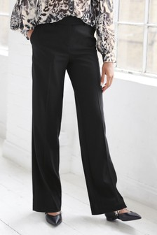 5cdcae6a6fd872 Wide Leg Trousers