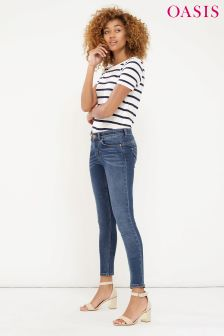 Oasis Rinse Wash Cherry Jean