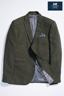 Signature Check Blazer