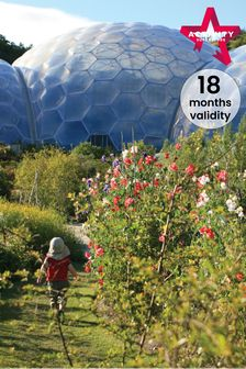 Day Out At The Eden Project Entrance For Two Gift Experience by Activity Superstore