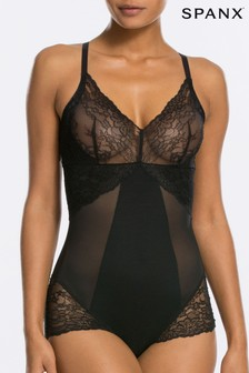 SPANX® Medium Control Spotlight On Lace Shaping Bodysuit