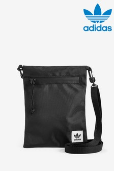 adidas Originals Black Simple Pouch