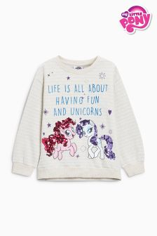 My Little Pony Sequin Sweater (3-16yrs)