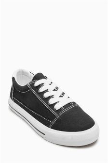 Skate Lace-Up Shoes (Older)
