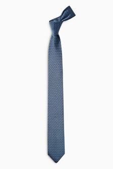 Chambray Tie (3-16yrs)