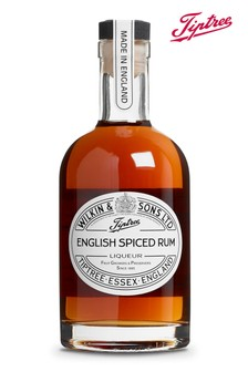 English Spiced Rum Liqueur by Tiptree
