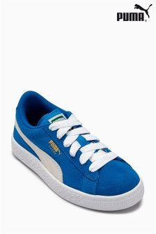 Puma® Blue Suede Classic