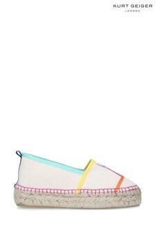 Kurt Geiger London Cream Morella Shoes
