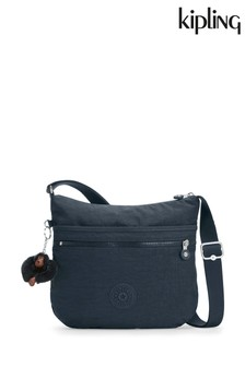 Kipling Navy Arto Shoulder Crossbody Bag