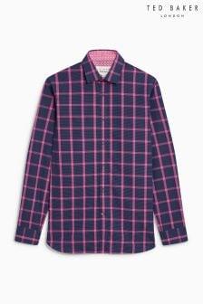 Ted Baker Pink Normann Shirt