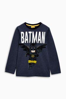 LEGO® Batman® Long Sleeve T-Shirt (4-12yrs)