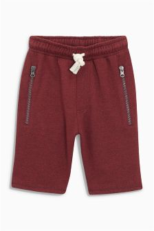 Zip Pocket Shorts (3-16mths)