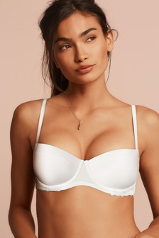 Emily Push Up Balcony Bras Two Pack