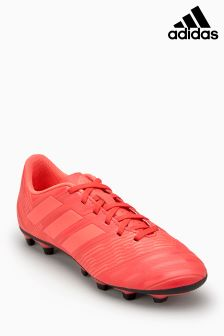 adidas Red Nemeziz Cold Blood Firm Ground Football Boot
