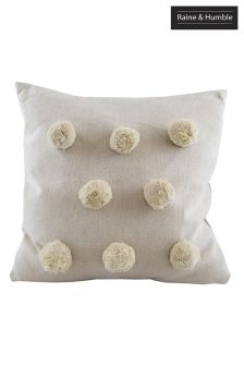 Raine & Humble Pom Pom Cushion