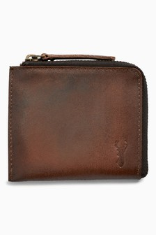 Zipped Pocket Wallet