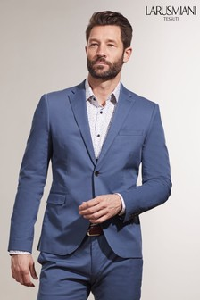Larusmiani Signature Cotton Blend Suit
