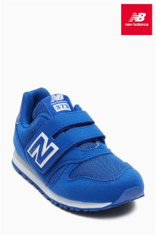 New Balance Blue 373 Velcro