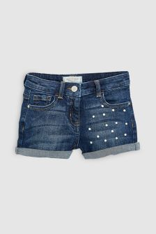 Pearl Shorts (3-16yrs)