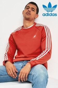 Mikina adidas Originals s 3 pásikmi