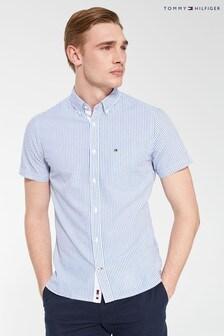 23b26d631 Tommy Hilfiger   Mens Formal & Casual Shirts   Next UK