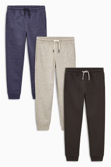 Joggers Three Pack (3-16yrs)
