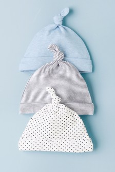 Buy Boys newborn Newborn White White Hats Hats from the Next UK ... 4775bba6721