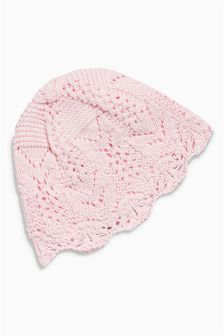 Knitted Hat (0mths-2yrs)