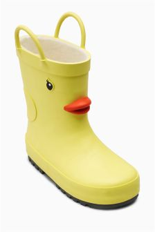 Duck Wellies (Younger)