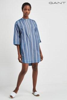 GANT Indigo Tunic Dress
