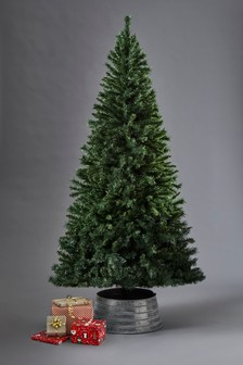 forest pine 7ft christmas tree - Already Decorated Christmas Trees