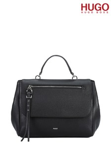 HUGO Kim Top Handle Bag
