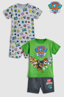 Paw Patrol™ Pyjamas Two Pack (12mths-6yrs)