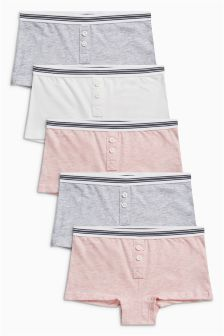 Boxers Five Pack (3-16yrs)