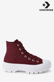 Converse Chuck Taylor Lugged High Trainers