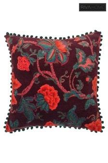 Taronga Floral Cushion by Riva Home