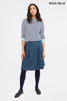 White Stuff Charlie Denim Skirt