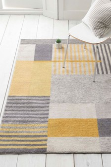 Yellow Rugs Runners Doormats Rugs Next Uk