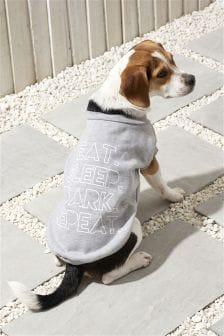 Eat Sleep Bark Repeat Dog Jumper