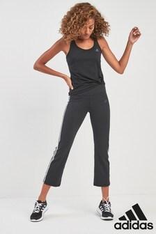 adidas Black 3 Stripe Pant