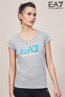 Emporio Armani EA7 Shiny Logo Tee