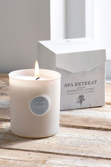 Spa Retreat Candle