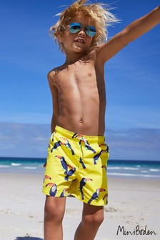 Boden Yellow Bathers