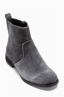 Square Toe Boots (Older)