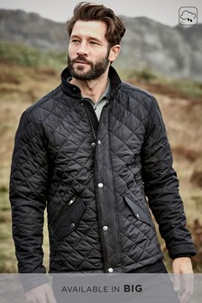 190d397b70e Diamond Quilted Jacket
