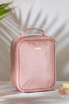 Glitter Lunch Bag