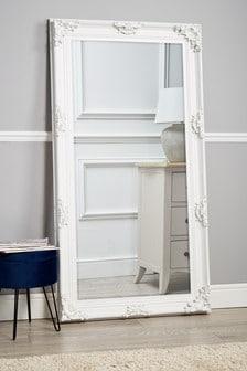 Isabella Floor Mirror By Gallery