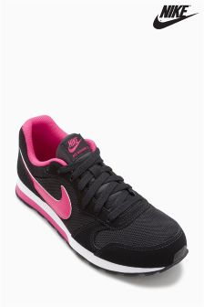 Nike Black/Pink MD Runner