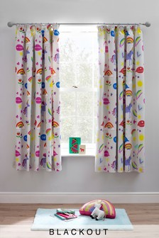 Childrens Curtains | Childrens Blackout Curtains | Next UK