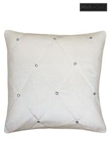 Diamanté Cushion by Riva Home
